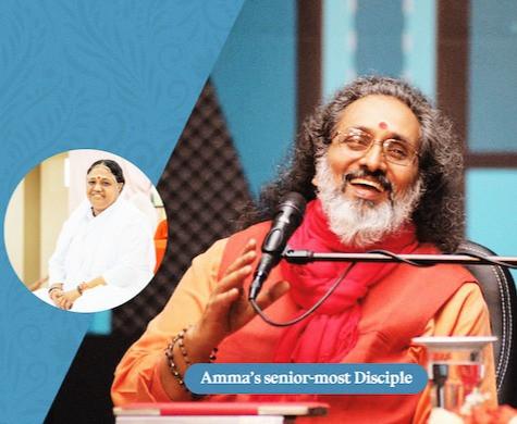 """""""Love ist the Answer"""", Samstag und Sonntag, 13.-14. Februar, mit Swami  Amritaswarupananda Puri"""