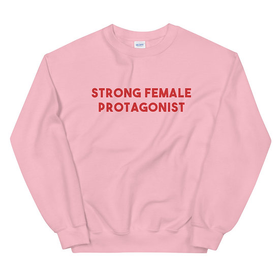 Strong Female Protagonist Crewneck