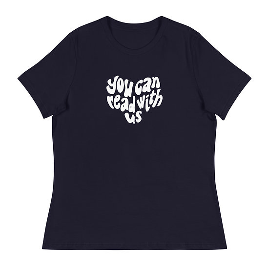 Read With Us Women's Relaxed T-Shirt