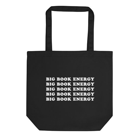 Big Book Eco Tote Bag