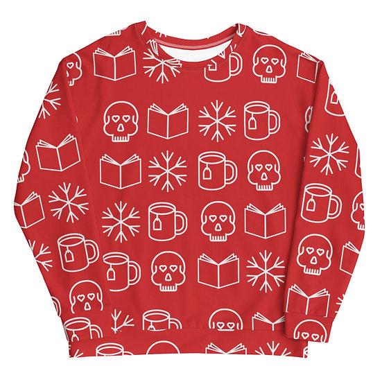 Holiday Pajama Sweatshirt