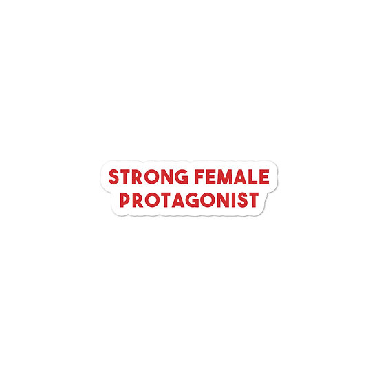 Strong Female Protagonist Sticker