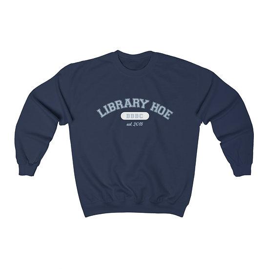 Library Hoe™ Crewneck Sweatshirt