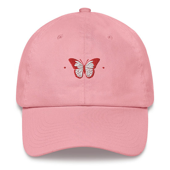 Butterfly Dad hat