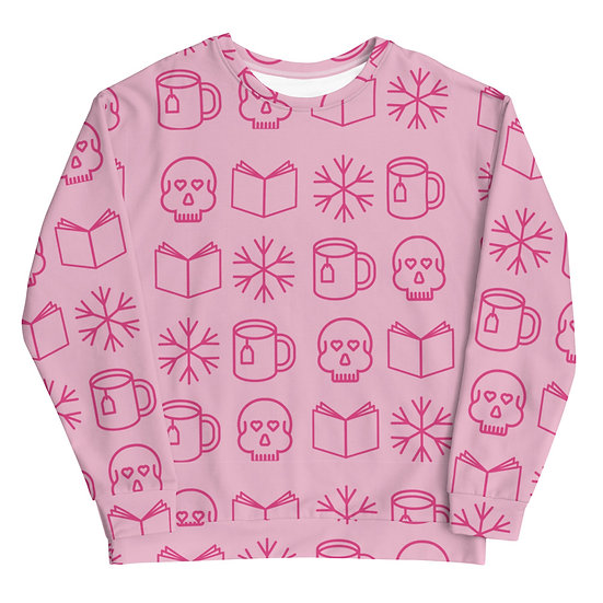 Bad Bitch Pajama Sweatshirt
