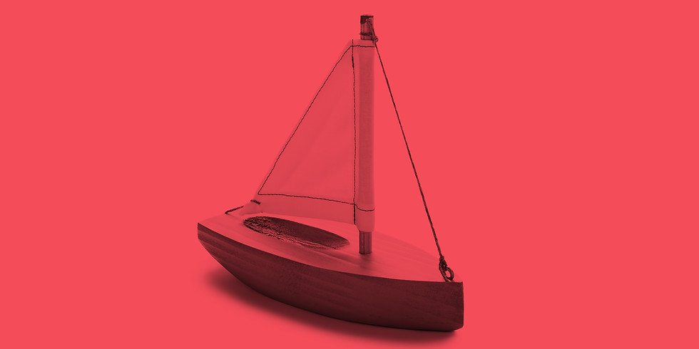 Virtual Sundays with PopUpPlay:  Build a Boat! (FREE)