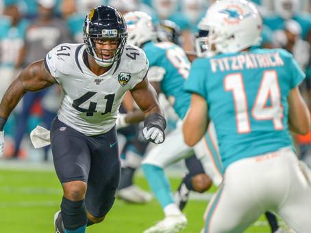 Josh Allen Set To Dominate The Edge For Jacksonville In His Sophomore NFL Season