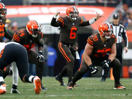 Baker's Dozen - 13 Reasons Why The Browns Will Be Contenders In The 2020 NFL Season