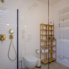 Spaciuos bathroom on the ground floor