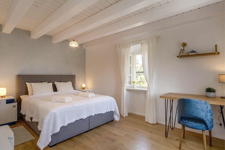 Bedroom at Villa Veli Dvor
