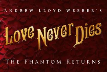 Love Never Dies opening night