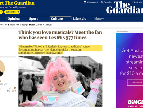 Feature: The Guardian