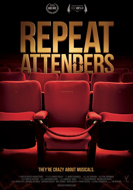 Repeat Attenders poster