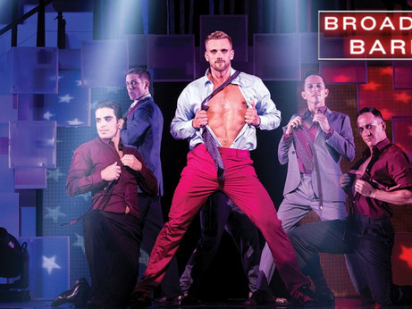 Broadway Bares all tonight
