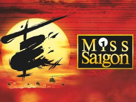 Miss Saigon returns to West End