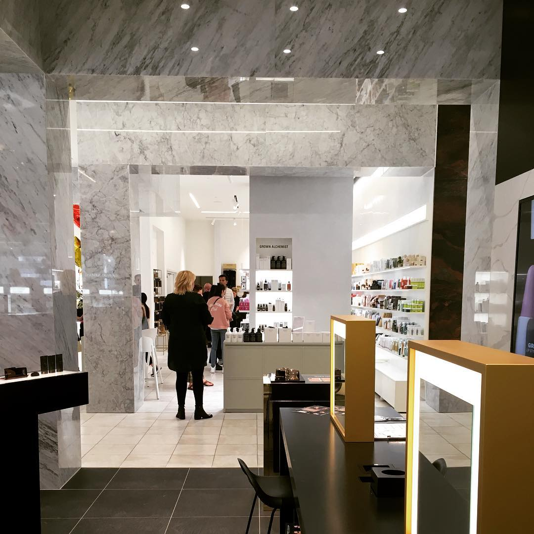 New Beauty Hall in ILLUM CPH