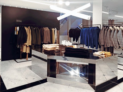 New Mens Department in ILLUM CPH