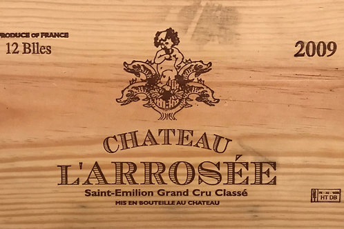 Chateau L'Arrosee 2009