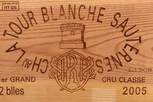 Chateau La Tour Blanche 2005