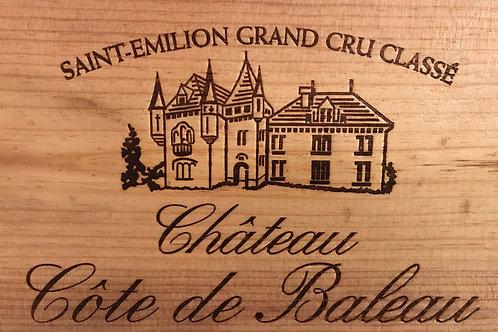 Chateau Cote de Baleau 2012