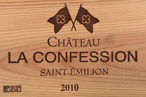 Chateau La Confession 2010