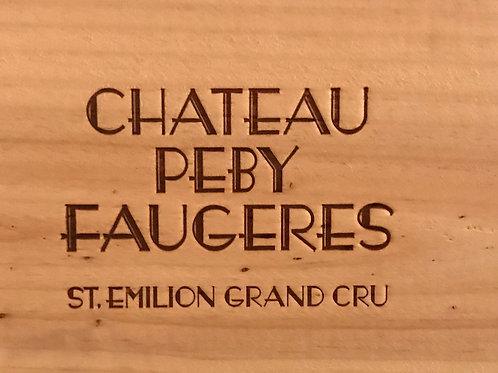 Chateau Peby Faugeres 2009