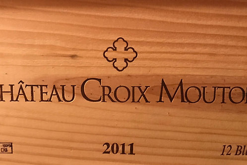 Chateau Croix Mouton 2011