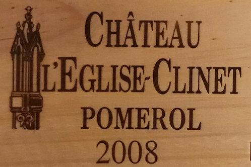 Chateau L'Eglise Clinet 2008