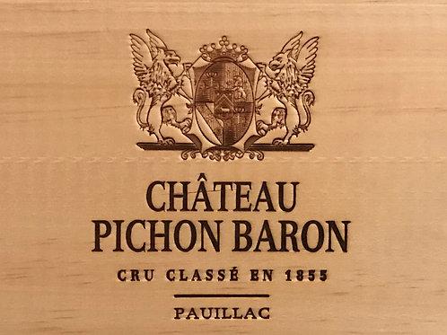 Chateau Pichon Longueville Baron 2013