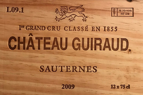 Chateau Guiraud 2009