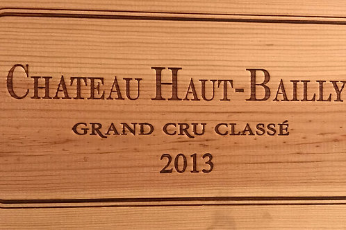Chateau Haut Bailly 2013