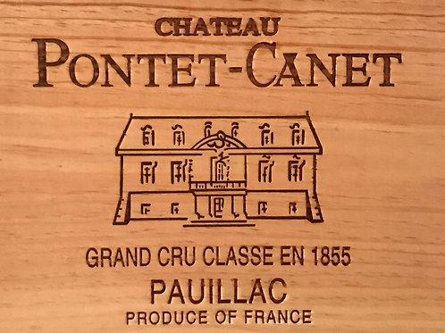 Chateau Pontet Canet 2012
