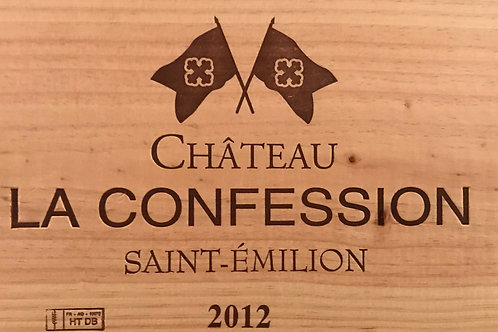 Chateau La Confession 2012