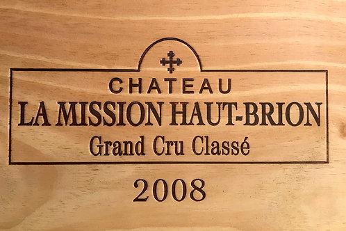 Chateau La Mission Haut Brion 2008