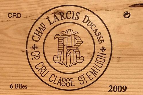 Chateau Larcis Ducasse 2009
