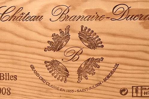 Chateau Branaire Ducru 2008