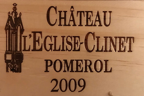 Chateau L'Eglise Clinet 2009