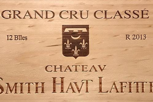 Chateau Smith Haut Lafitte Rouge 2013
