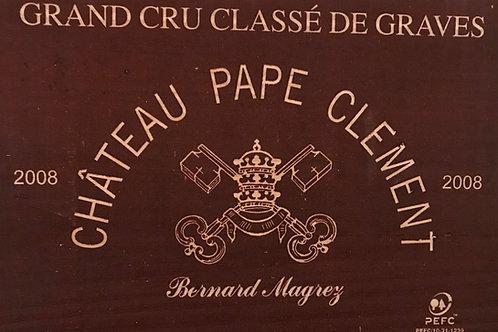 Chateau Pape Clement 2008