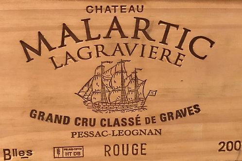 Chateau Malartic Lagraviere 2008