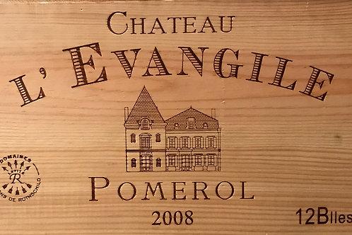 Chateau L'Evangile 2008