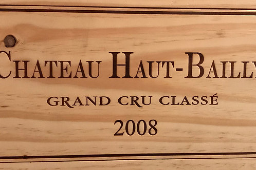 Chateau Haut Bailly 2008