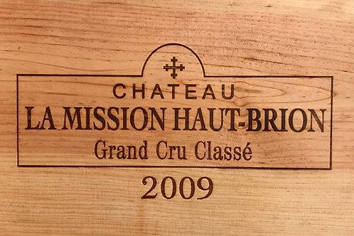 Chateau La Mission Haut Brion 2009