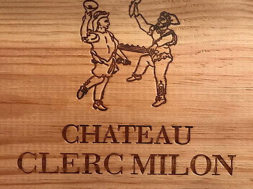 Chateau Clerc Milon 2012