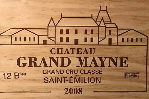 Chateau Grand Mayne 2008