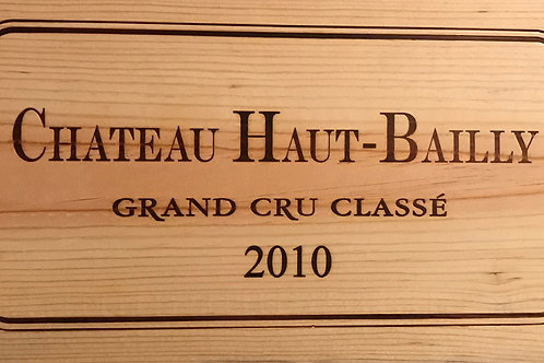 Chateau Haut Bailly 2010