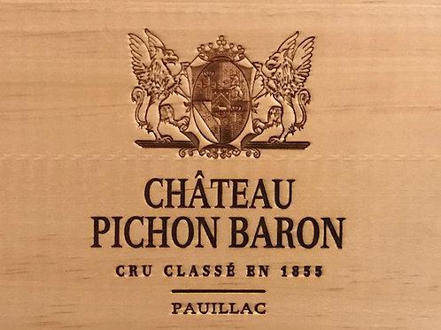 Chateau Pichon Longueville Baron 2012