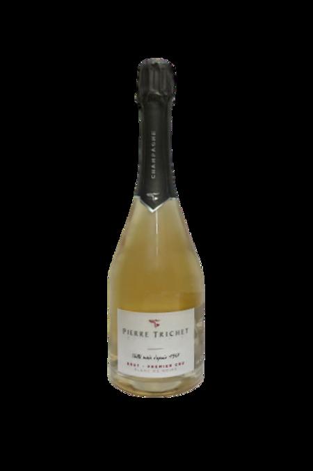 Le Caractère Champagne Pierre Trichet