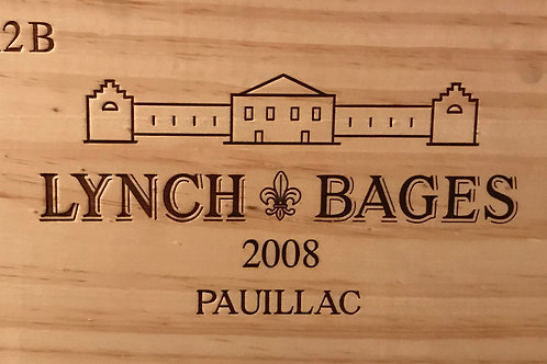 Chateau Lynch Bages 2008
