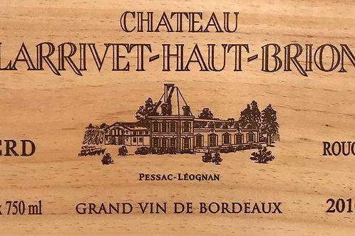 Chateau Larrivet Haut Brion Rouge 2010